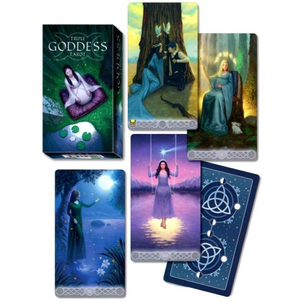 Triple Goddess Tarot 5