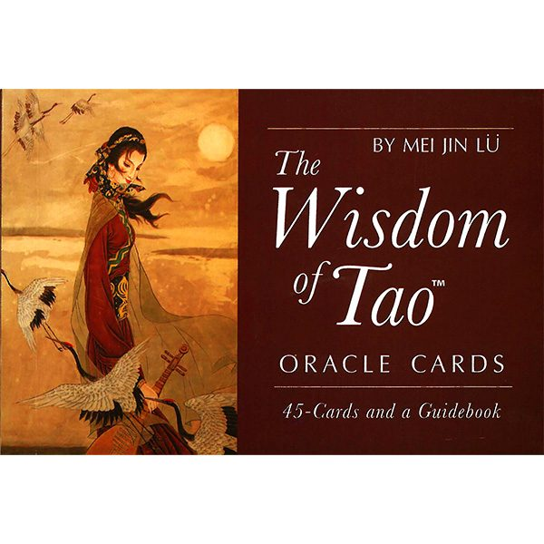 Wisdom of Tao Oracle Cards 1