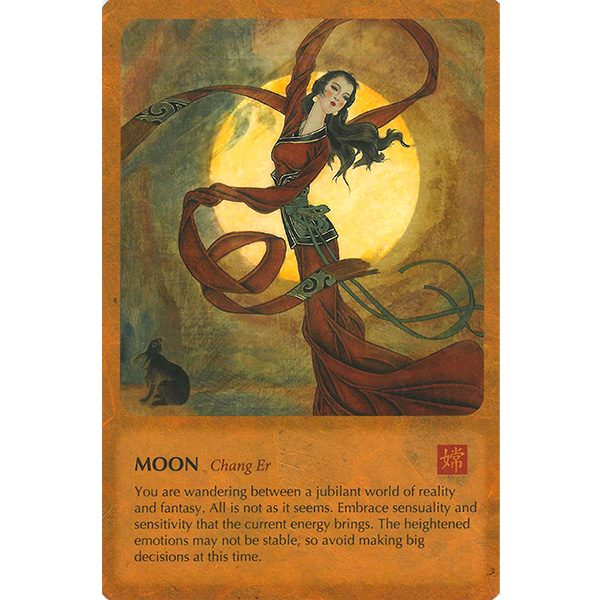 Wisdom of Tao Oracle Cards 3