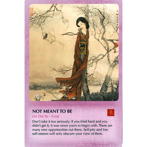 Wisdom of Tao Oracle Cards Vol.2 3