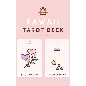 Kawaii Tarot 8