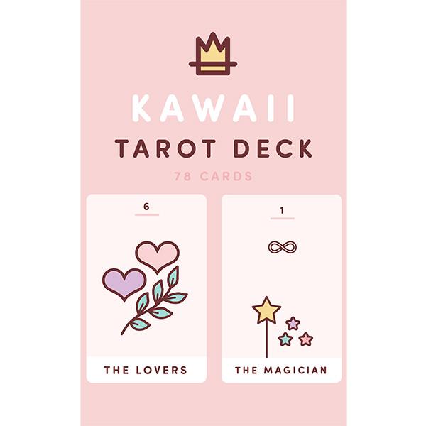 Kawaii Tarot 7