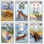 Mlle Lenormand Cartomancy Deck 3