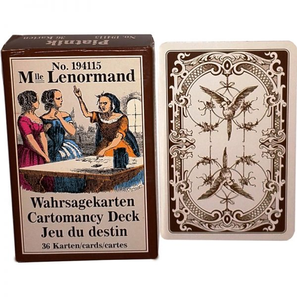 Mlle Lenormand Cartomancy Deck 5