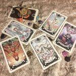 Mystical Manga Tarot 4