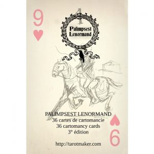 Palimpsest Lenormand (MINI) 9