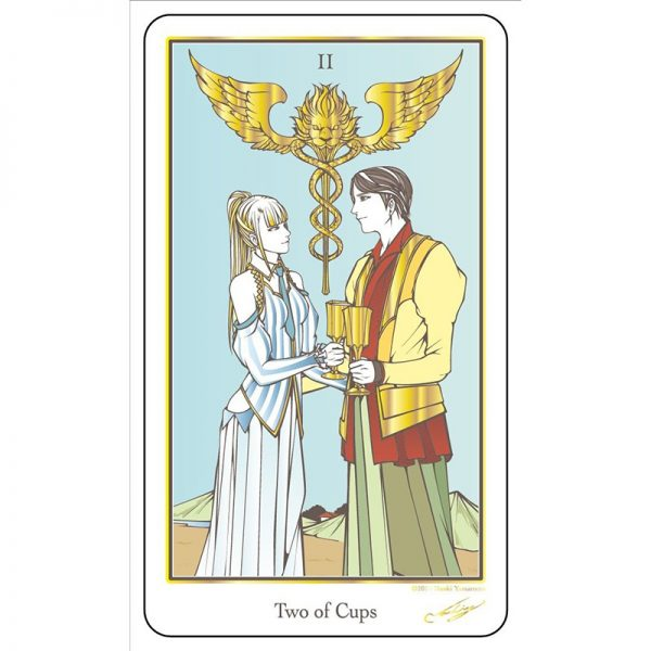 Traditional Tarot 5