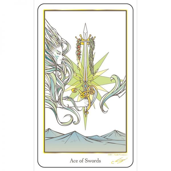 Traditional Tarot 7