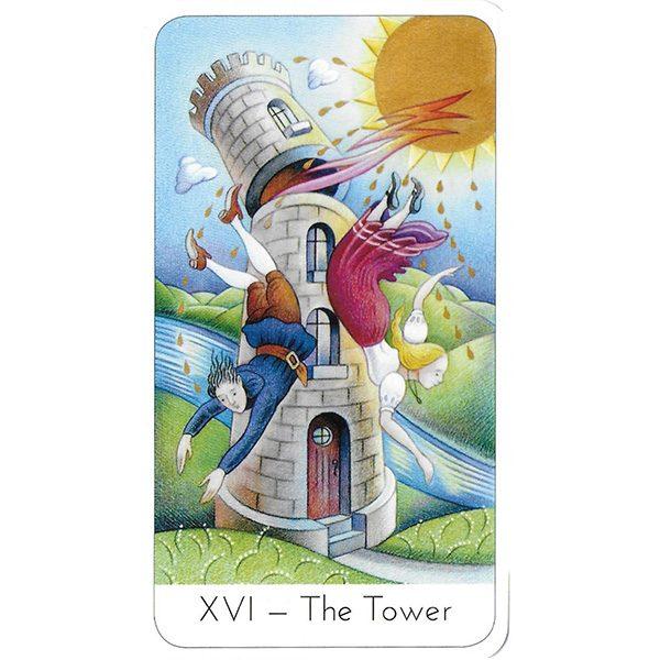 Wisdom Seeker Tarot 3