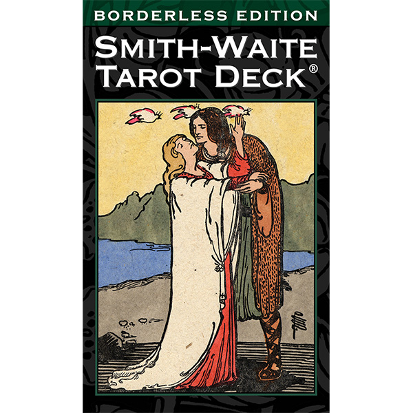 Smith Waite Tarot - Borderless Edition 13