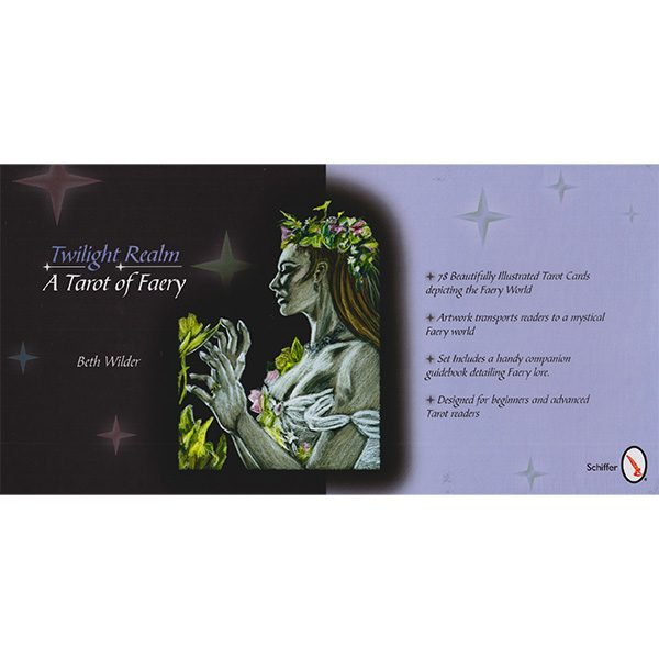 Twilight Realm – A Tarot of Faery 1