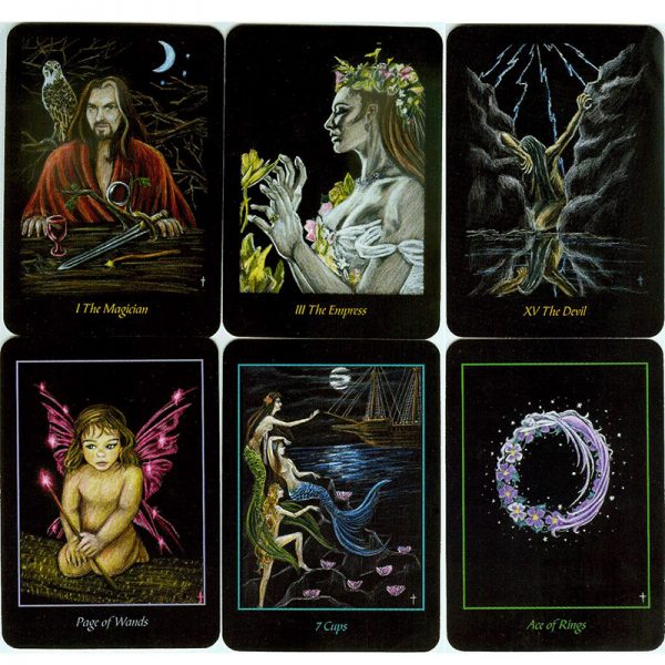 Twilight Realm – A Tarot of Faery 9