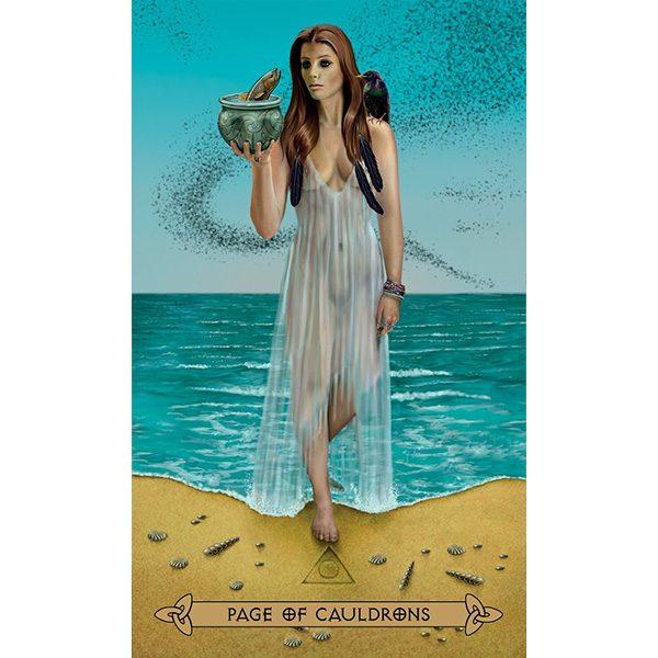 Celtic Tarot (Llewellyn) 8