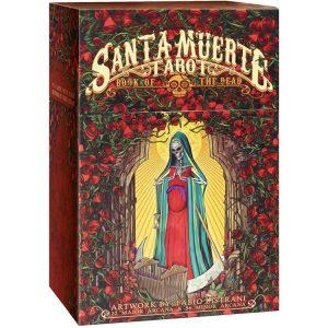 Santa Muerte Tarot 8