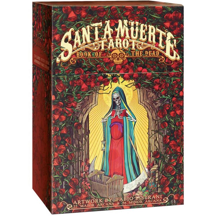 Santa Muerte Tarot 9