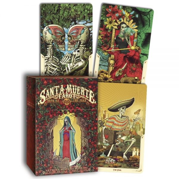 Santa Muerte Tarot 5