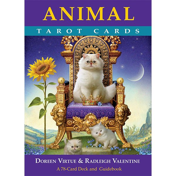 Animal Tarot Cards 1