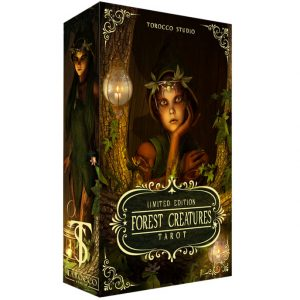 Forest Creatures Tarot (Limited Edition) 16
