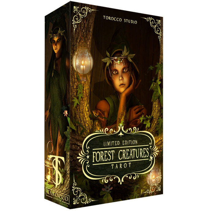 Forest creatures Tarot (Limited Edition) 1