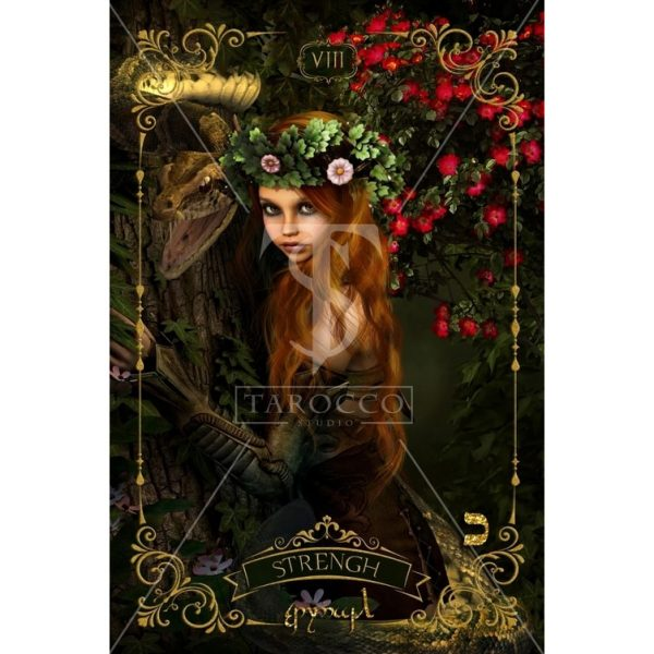 Forest creatures Tarot (Limited Edition) 3