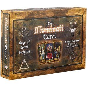 Illuminati Tarot (Schiffer) 20