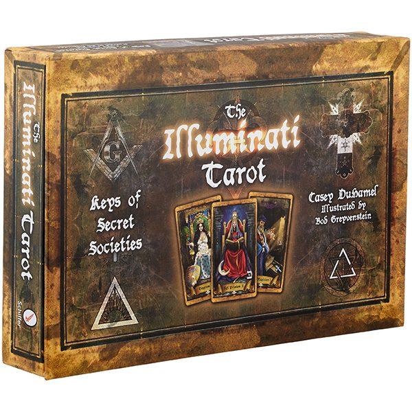 Illuminati Tarot 1