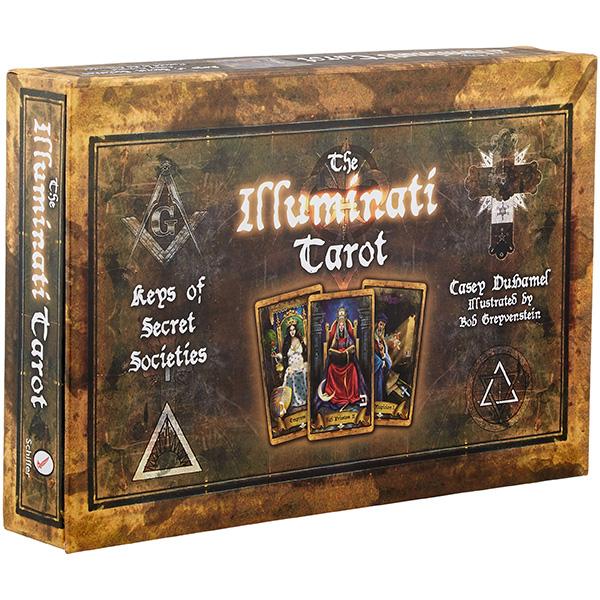 Illuminati Tarot (Schiffer) 19