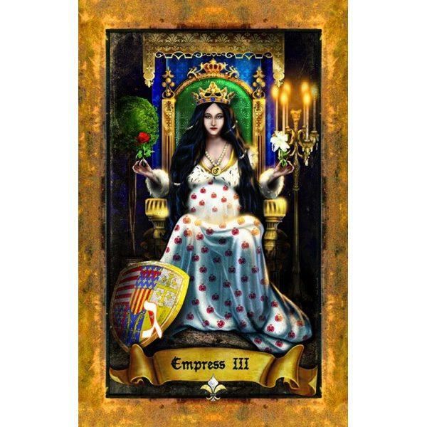 Illuminati Tarot 5