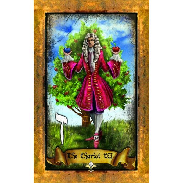 Illuminati Tarot 6