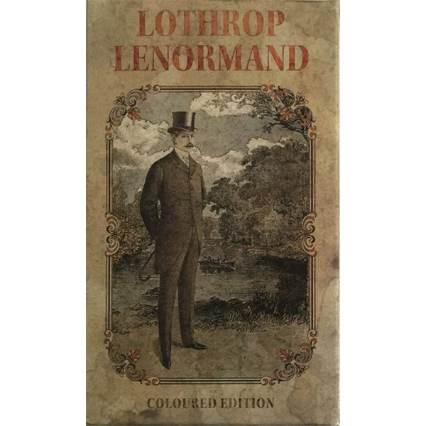 Lothrop Lenormand 1