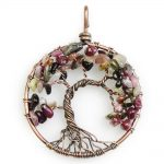 Mat Day Chuyen Tree of Life Tourmaline 1
