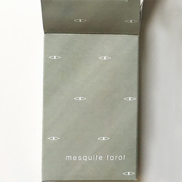 Mesquite Tarot 29