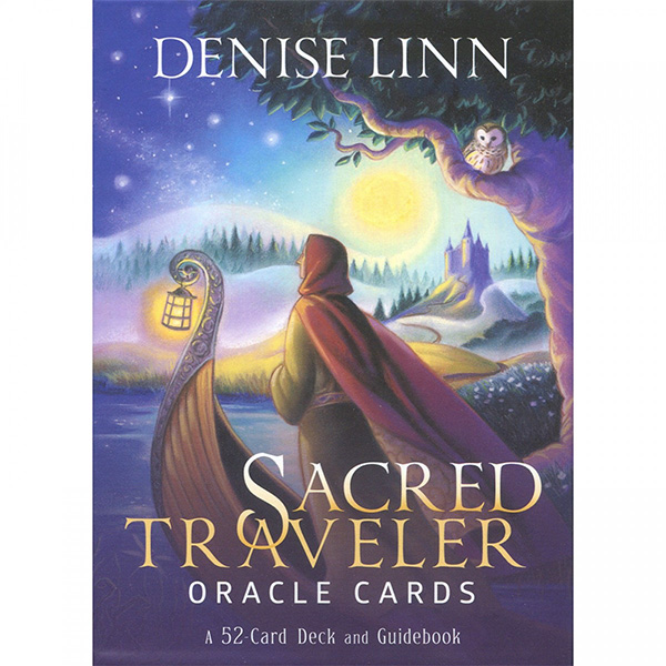Sacred Traveler Oracle 17
