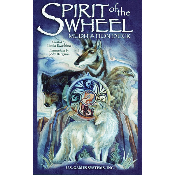 Spirit of the Wheel Meditation Deck 13