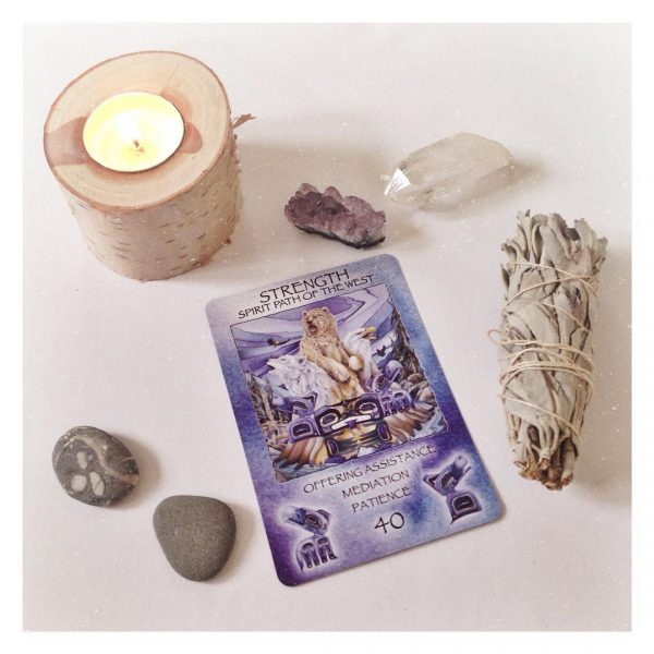 Spirit of the Wheel Meditation Deck 7