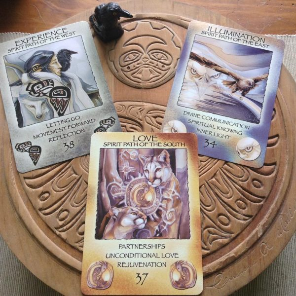 Spirit of the Wheel Meditation Deck 8