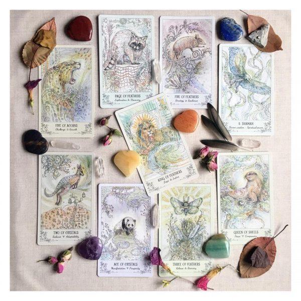 Spiritsong Tarot 12