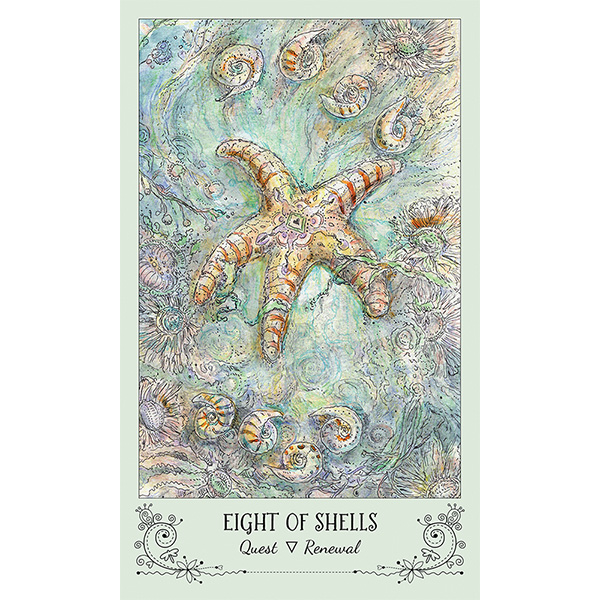 Spiritsong Tarot 6