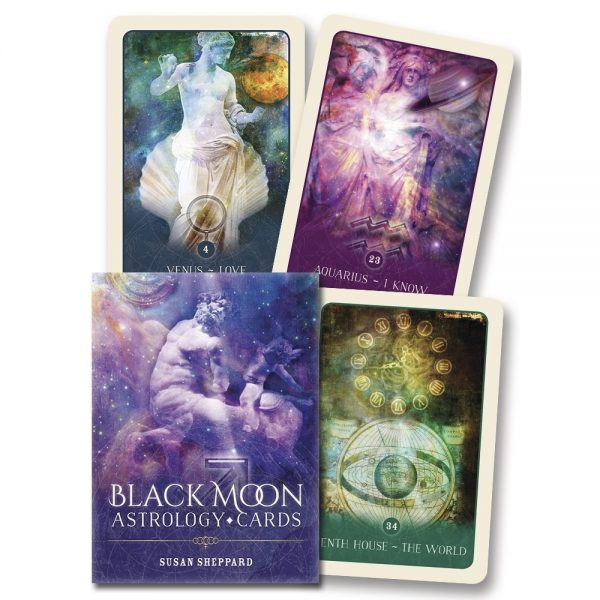 Black Moon Astrology Cards 6