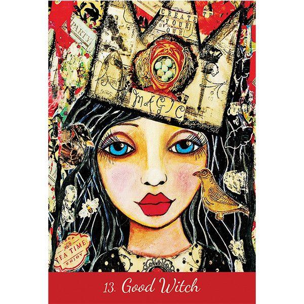 Love Your Inner Goddess Oracle 3