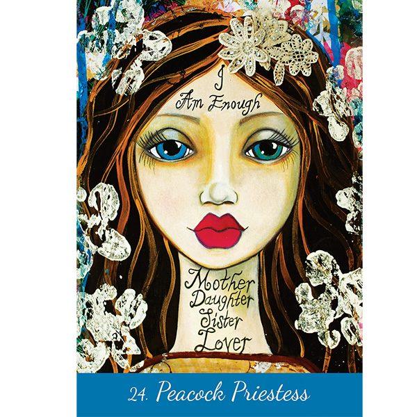 Love Your Inner Goddess Oracle 4