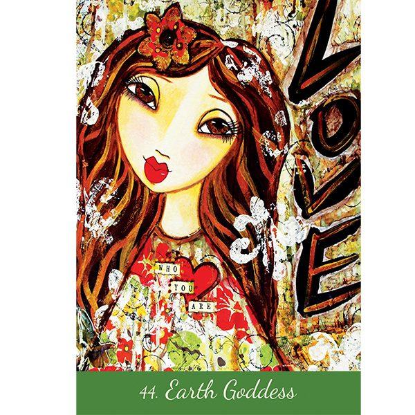 Love Your Inner Goddess Oracle 5