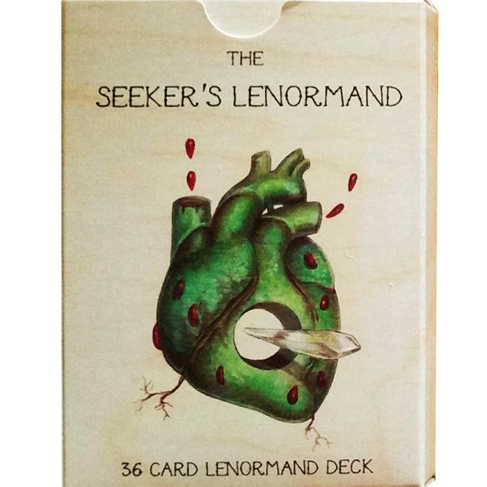 Seeker's Lenormand 17
