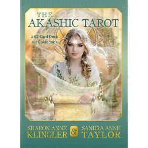 Akashic Tarot 4
