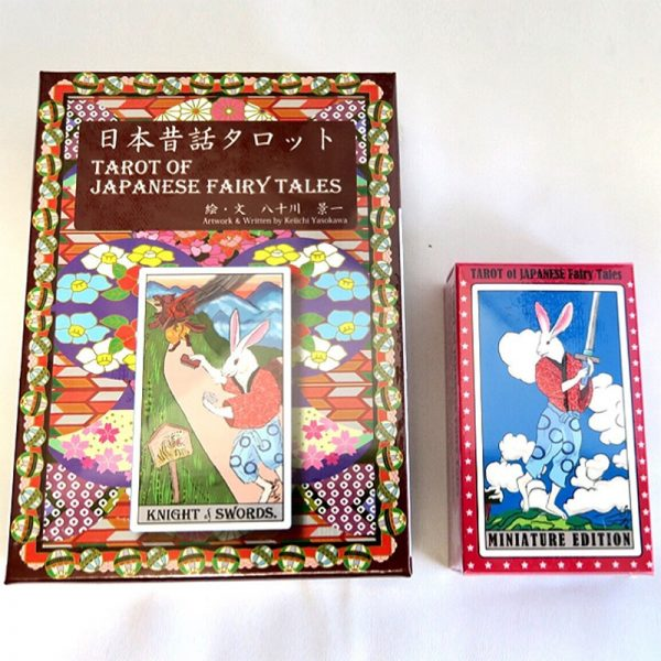 Tarot of Japanese Fairy Tales 2