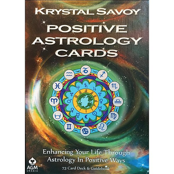Positive Astrology Cards 1