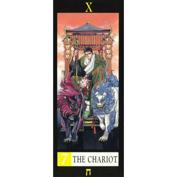 X 1999 Tarot 5