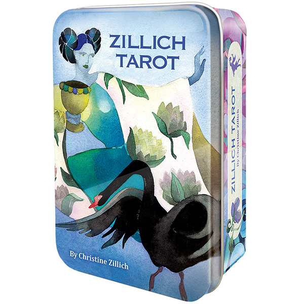 Zillich Tarot 9