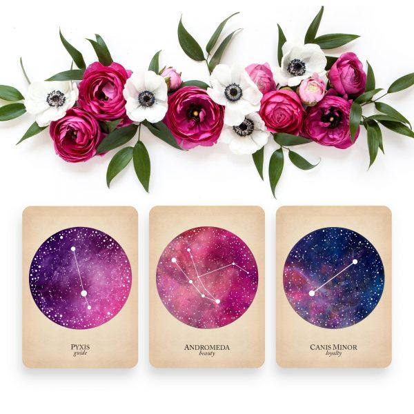 Compendium of Constellations Oracle 4