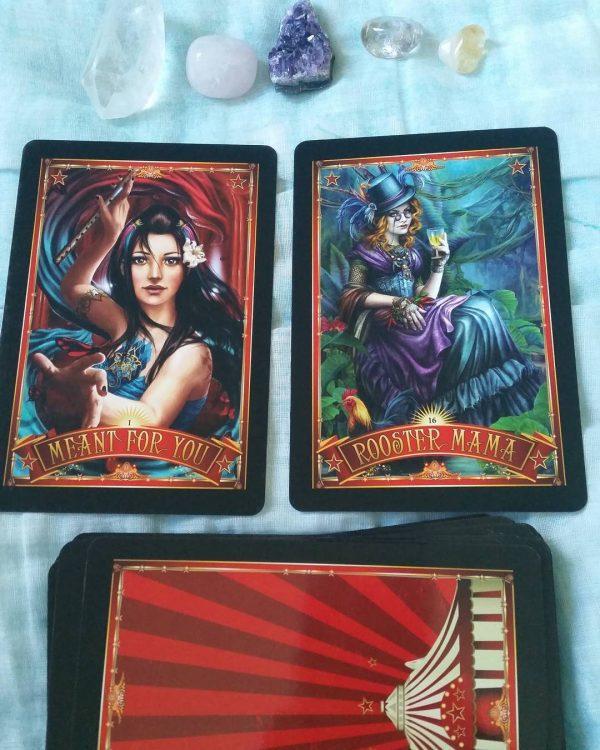 Divine Circus Oracle 11